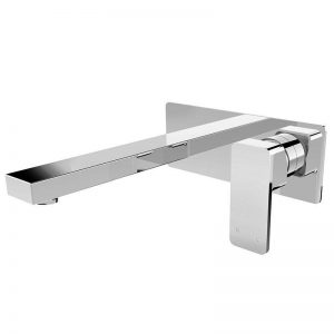 Harmony Rondo Plated Basin Mixer Chrome