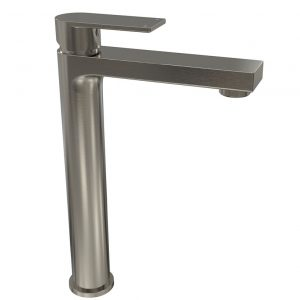 Harmony Brunetti Tower Basin Mixer Brushed Chrome