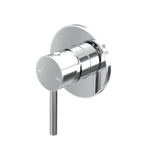 Enhance Nobel Wall Mixer Chrome