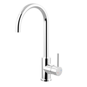 Senza Kitchen Sink Mixer Chrome